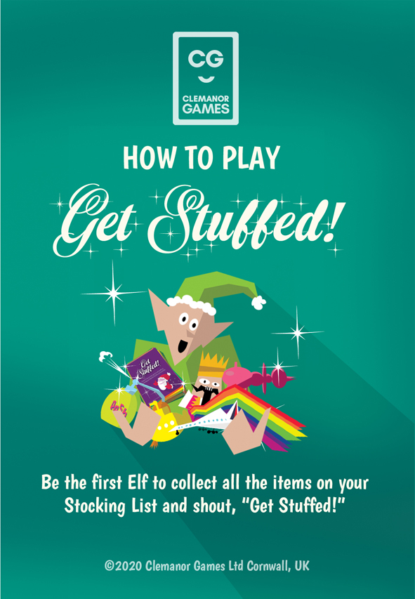 How to Play Get Stuffed!